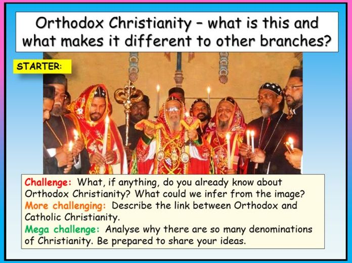Orthodox Christianity