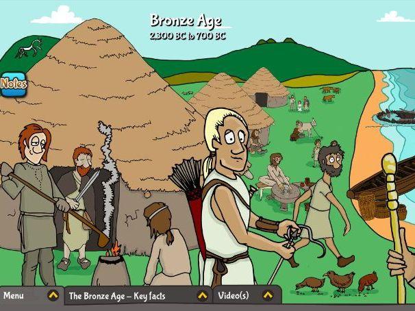Stone Age - Bronze Age
