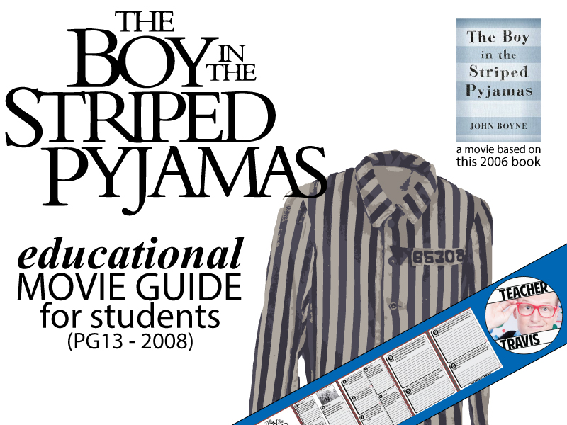 The Boy in the Striped Pajamas Movie Viewing Guide