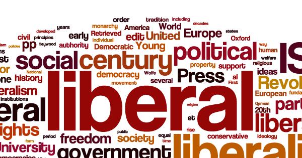 Edexcel Politics - Liberalism - how do liberals view the world