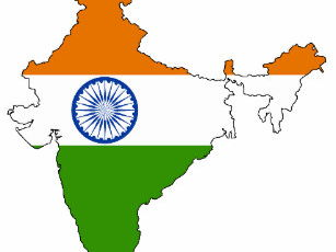 Where is India?