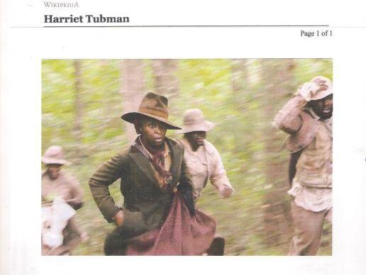 Harriet  the film