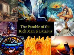 Parable of the Rich Man and Lazarus (23 slides).