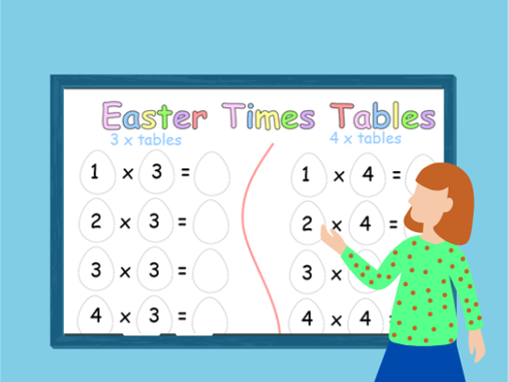 Easter Bundle- Maths, Literacy, Art. (Key Stage 1 / FS)