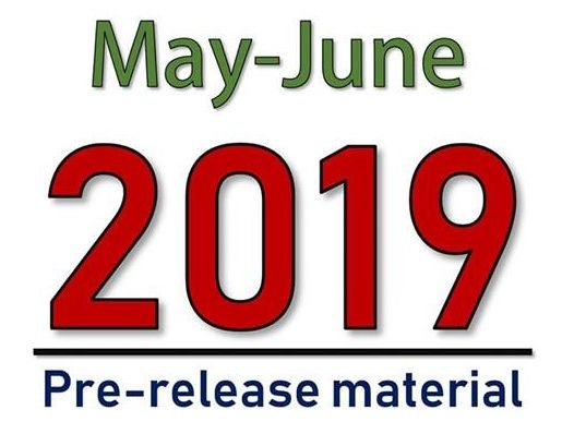 Computer Science (2210/0478) Pre-Release Material May/June 2019 with Solution (Pseudocode and VB)