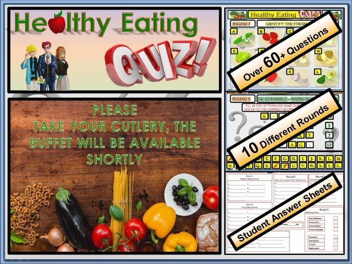Healthy Eating Quiz