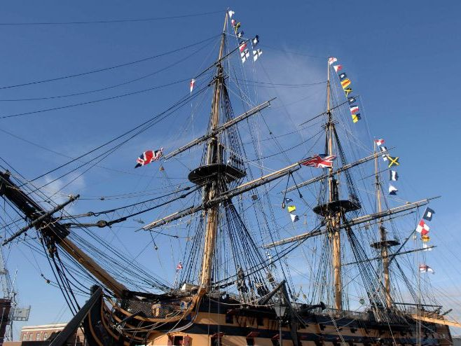 HMS Victory is..... enquiry pack