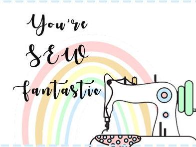 Textiles Praise Postcards