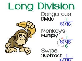 Long Division No Reminder
