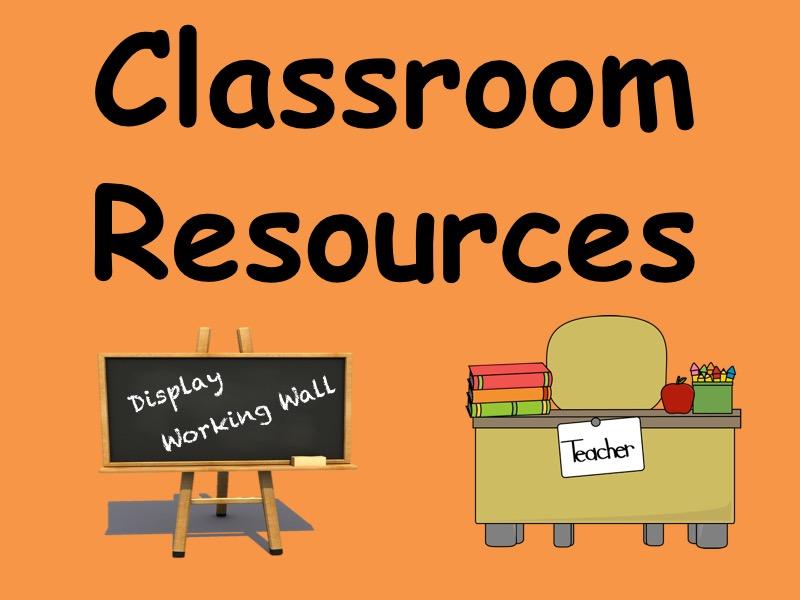 Classroom Posters Decorations - New Teacher Bundle - Book Wall