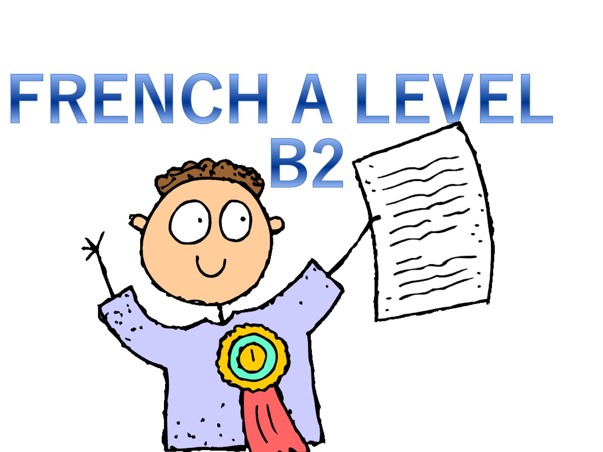 Α-Level French: The  Ultimate Speaking & Writing Revision Mats