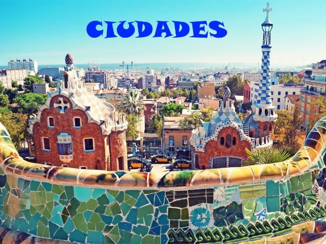 GCSE Spanish Booklet - 5 Ciudades (Found)