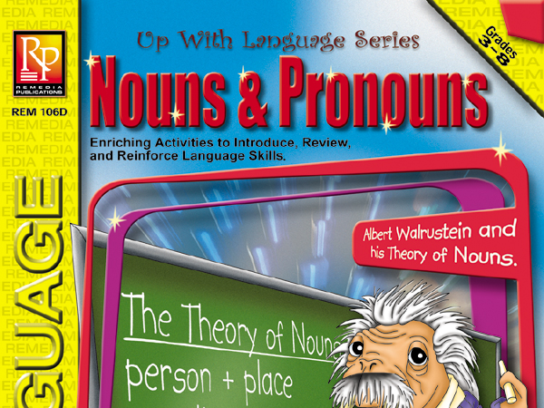 Nouns & Pronouns: Up With Language Series