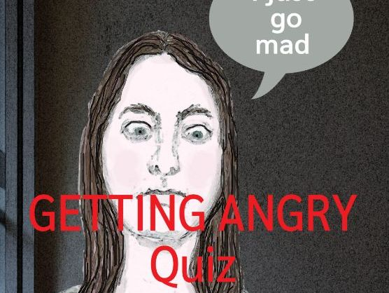 Getting Angry Quiz (US)