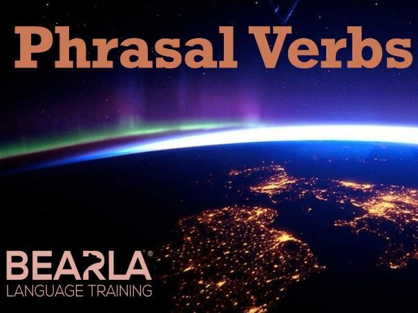 Phrasal verbs in songs: A-F