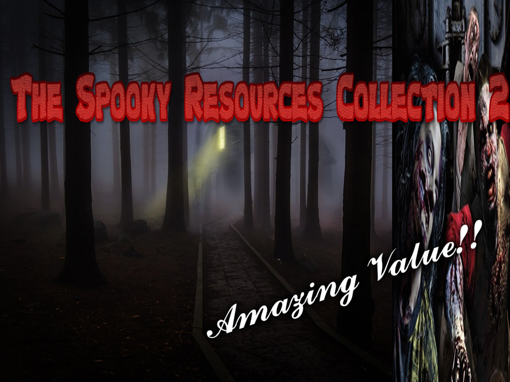 The Spooky Resource Collection 2