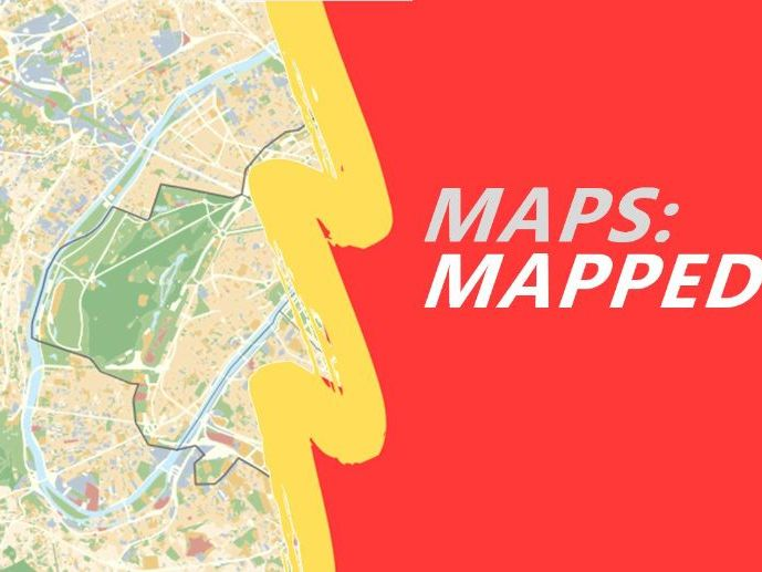 What are maps and why are they different?