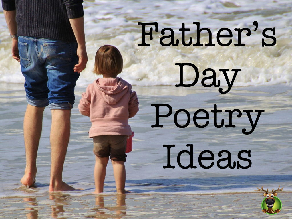 Writing Ideas for Father's Day
