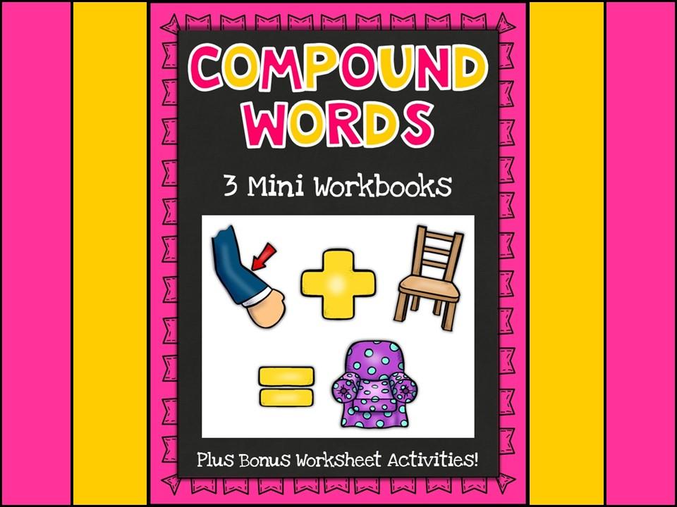 Compound Words: Compound Words Workbooks