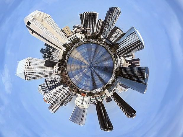 Tiny Planet Photography editing guide