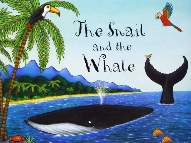 Year 1/2 Writing Plans & Resources: The Snail and The Whale (Week 2 out of 2) (FUN BOOK WEEK IDEA!)