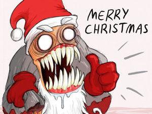 Suspense and Mystery KS2- Spooky Santa Clause