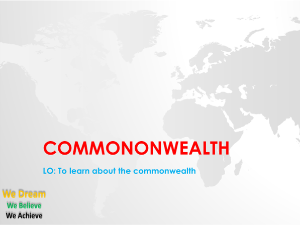 Commonwealth Explained