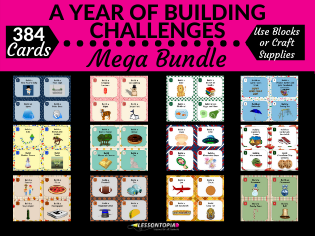 MEGA Bundle of Building Challenges