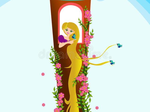 Rapunzel Literacy Plan