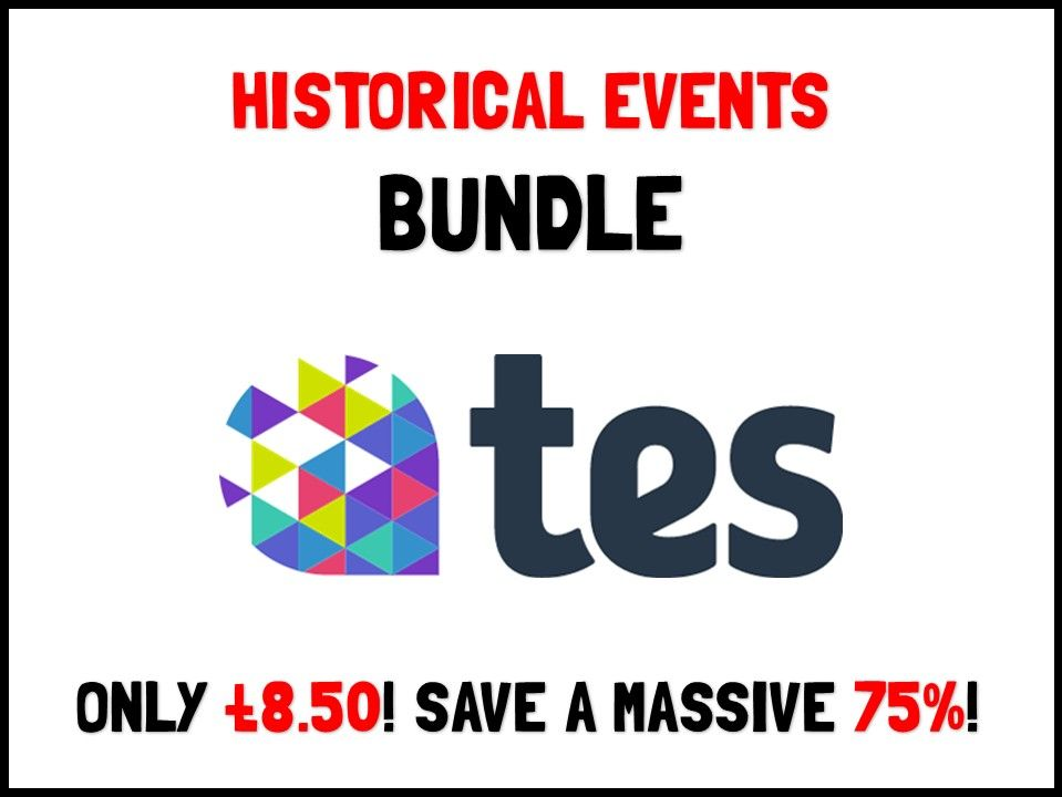 Historical events bundle