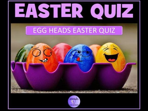 Easter: Easter Quiz