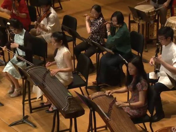 Percussion Group - China