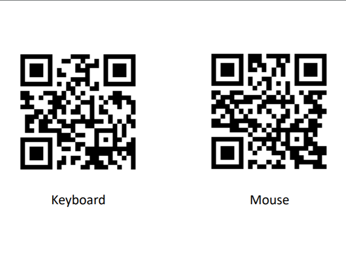 Computing theory lesson: Input/Output (Fun with QR codes)