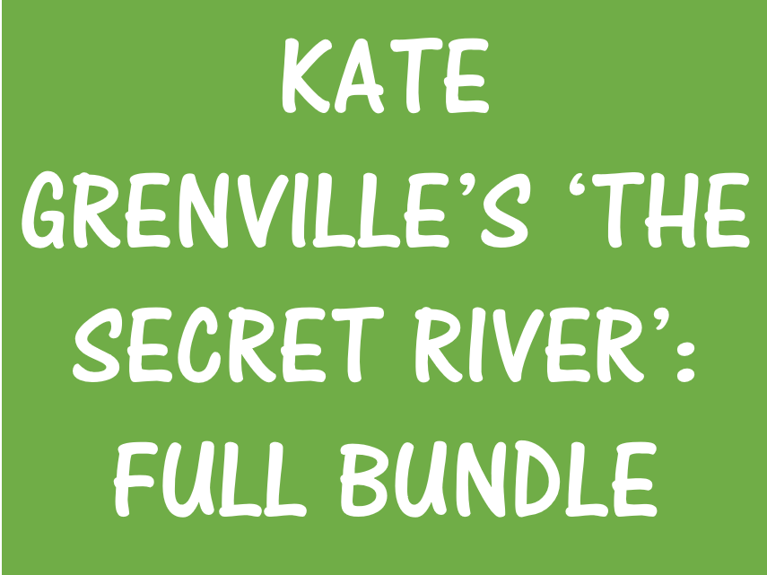 English Literature: The Secret River (Kate Grenville) - Full passage and character analysis