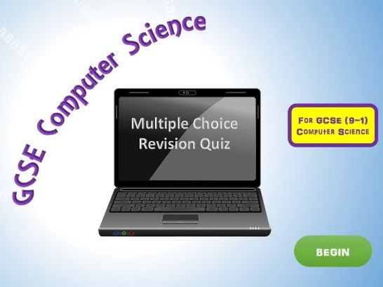 GCSE Computer Science Revision Quiz
