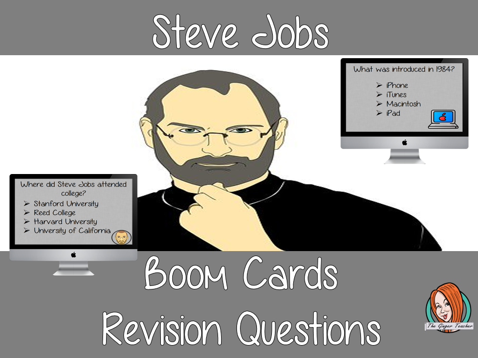 Inventor Steve Jobs Revision Questions