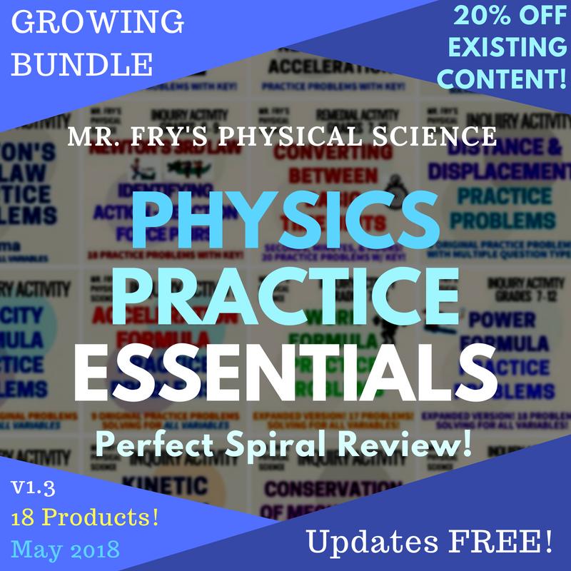 Physics Practice Essentials