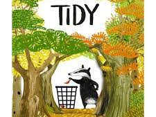 Tidy by Emily Gravett Unit of work and resources Y1/2
