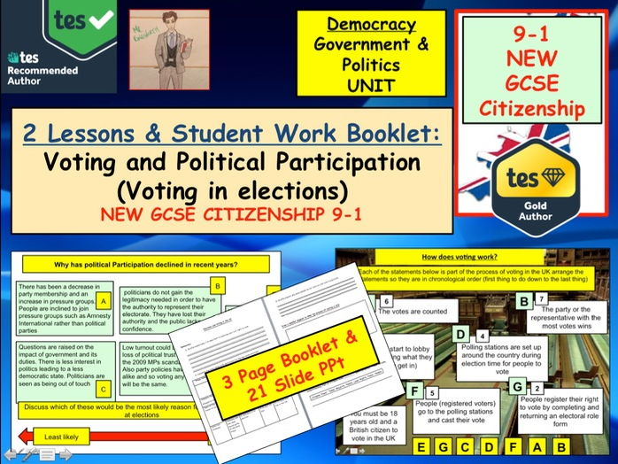 Parts Of A Plant Worksheet Grade 3 Excel Citizenship Business Careers Enterprise And Pshe Shop  Research Skills Worksheets Excel with Worksheet On Cause And Effect Pdf New Gcse Citizenship  X  Lessons Voting And Political Participation Making 10 Worksheet Excel