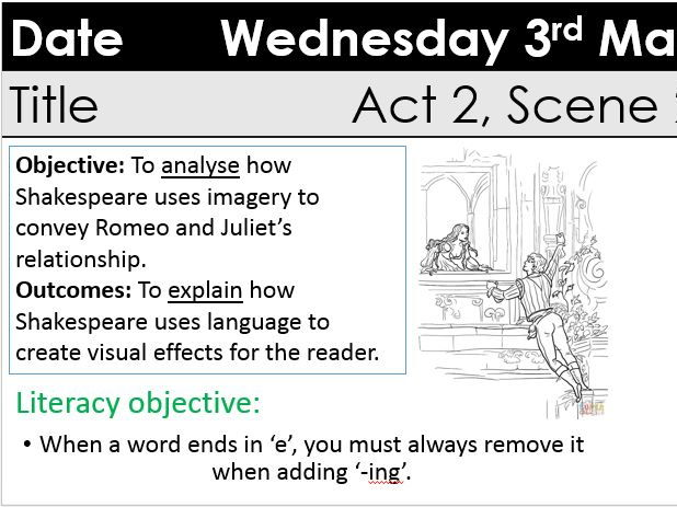 romeo s soliloquy act 5 scene 3 A lesson exploring juliet's soliloquy in act 4, scene 3.