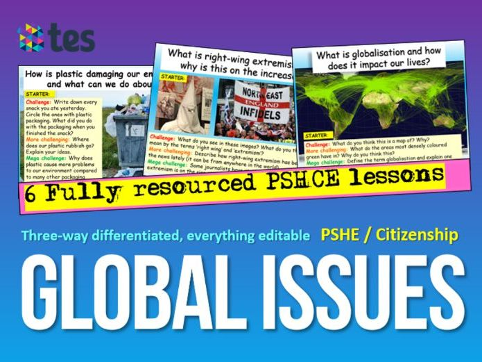 Global Issues PSHCE
