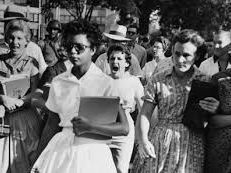 Civil Rights Movement - Protest in 1950s