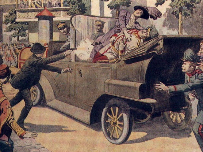 The Causes Of The First World War-The Assassination of Franz Ferdinand
