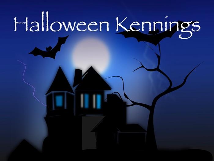 Halloween Kennings - Writing Poetry In KS2