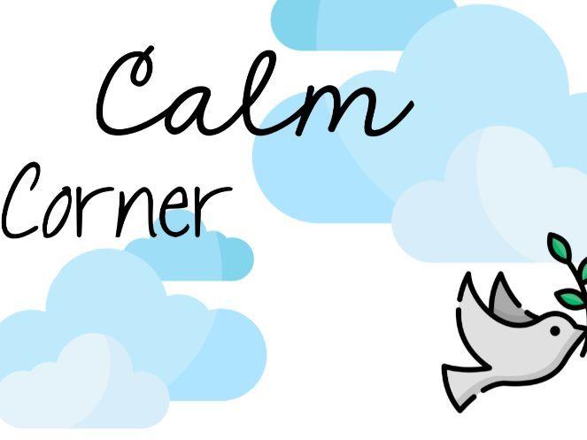 Calm Corner Display