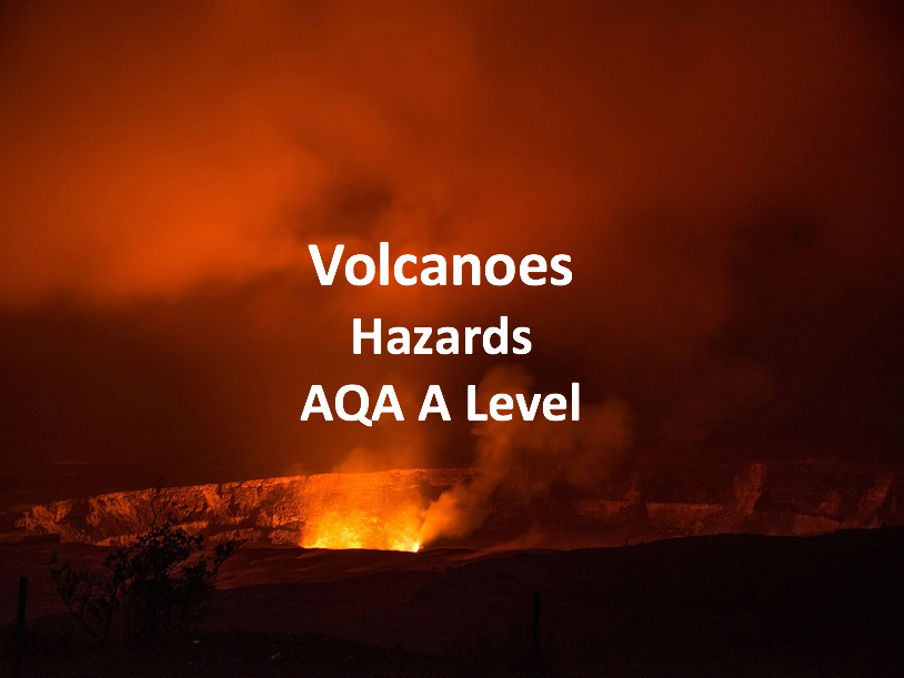 Volcanoes - AQA A Level Geography