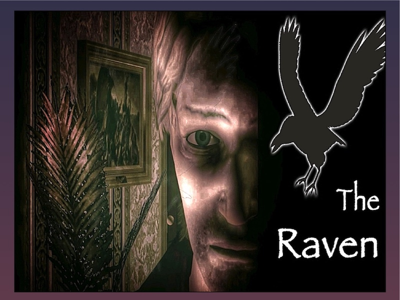 The Raven - Animated Text Video