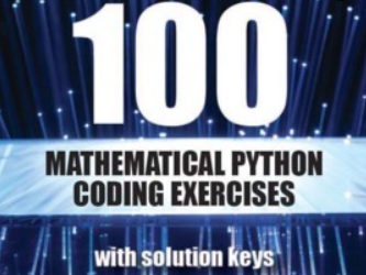 Workbook | 100 Mathematical Python Exercises | Middle School