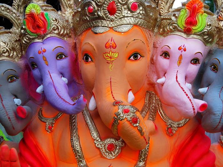 Hinduism - Ganesh