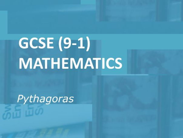 GCSE Mathematics (9-1):  Pythagoras Worksheets